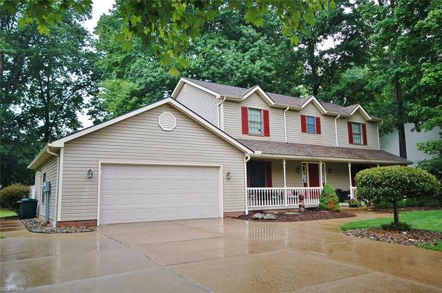 152 Southdale Boulevard, Cortland, OH 44410 (MLS #4297163) :: The Art of Real Estate