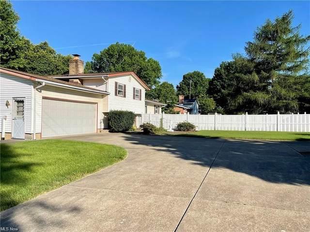 3023 Forestview Street NE, Canton, OH 44721 (MLS #4297467) :: Keller Williams Legacy Group Realty