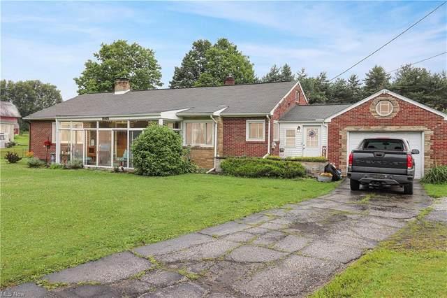 16476 & 16486 Mayfield Road, Huntsburg, OH 44046 (MLS #4297492) :: TG Real Estate