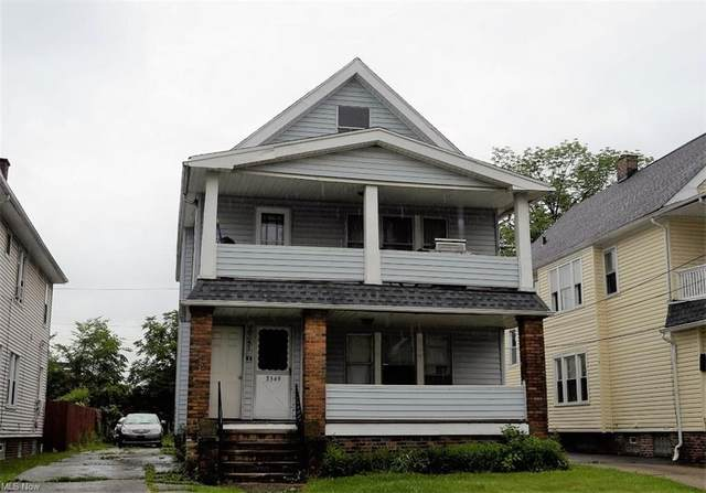 3549 W 97th Street, Cleveland, OH 44102 (MLS #4297495) :: The Holden Agency
