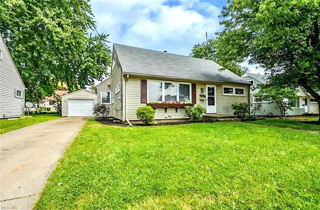 1132 Valleyview Avenue SW, Canton, OH 44710 (MLS #4297614) :: Tammy Grogan and Associates at Keller Williams Chervenic Realty