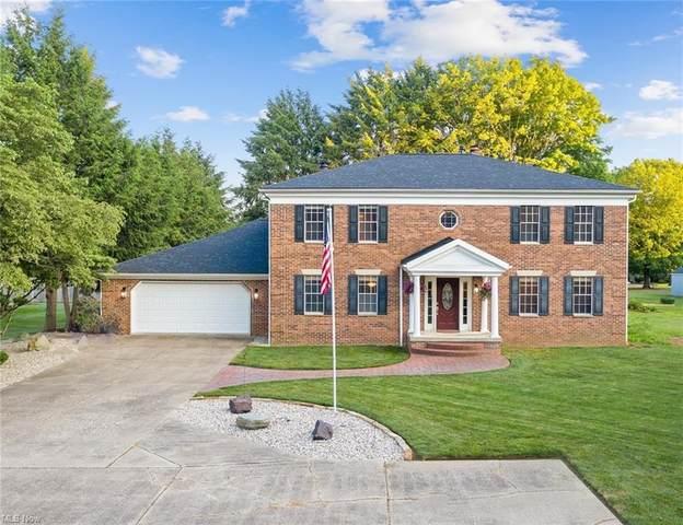 105 Ellsworth Drive, Marietta, OH 45750 (MLS #4297746) :: The Holden Agency