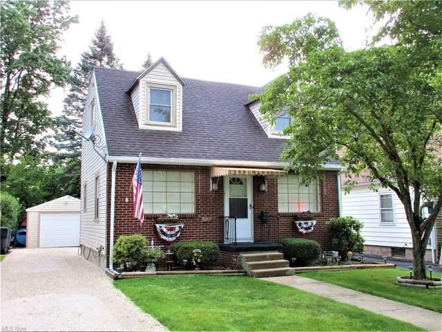 1368 Edgehill Avenue SE, Warren, OH 44484 (MLS #4297793) :: Simply Better Realty