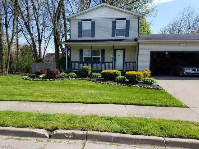 456 W Thornton Street, Akron, OH 44307 (MLS #4297809) :: The Holly Ritchie Team