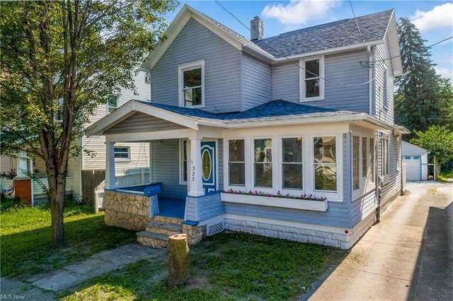 323 Newell Street, Barberton, OH 44203 (MLS #4297832) :: Keller Williams Legacy Group Realty