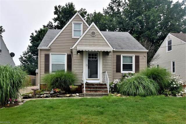 1422 Mayfield Ridge Road, Mayfield Heights, OH 44124 (MLS #4298015) :: The Holden Agency