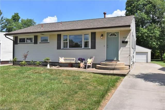 642 Moore Street, Hubbard, OH 44425 (MLS #4298030) :: Tammy Grogan and Associates at Keller Williams Chervenic Realty