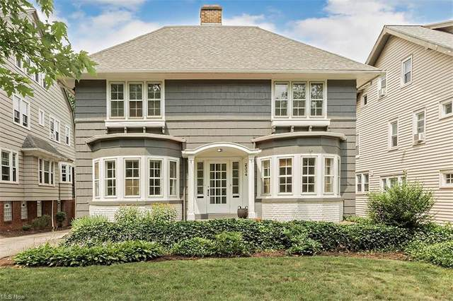 2334/2336 S Overlook Road, Cleveland Heights, OH 44106 (MLS #4298061) :: The Art of Real Estate