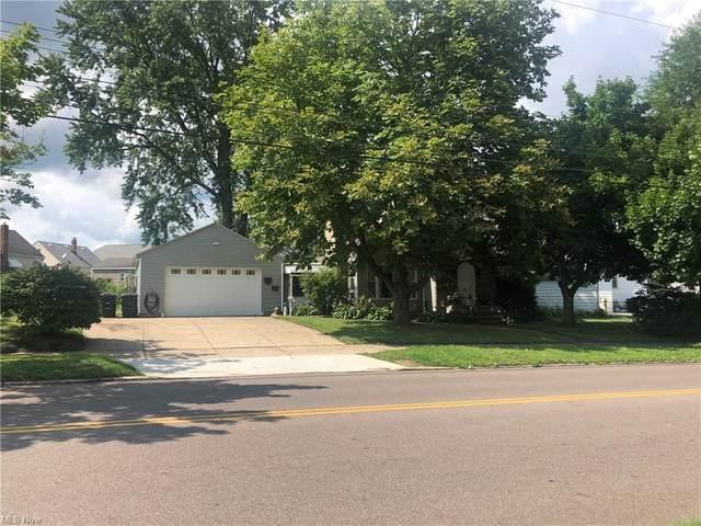 663 E Glenwood Avenue, Akron, OH 44310 (MLS #4298239) :: TG Real Estate