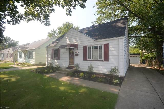 25501 Briardale, Euclid, OH 44132 (MLS #4298285) :: TG Real Estate