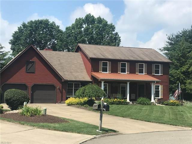 417 Hawthorne Trail, Cortland, OH 44410 (MLS #4298363) :: The Holden Agency