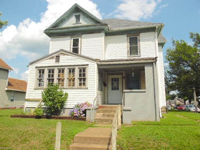 536 S 7th Street, Coshocton, OH 43812 (MLS #4298404) :: Select Properties Realty