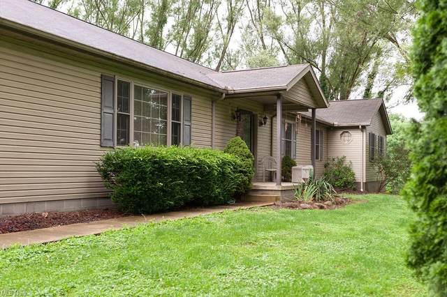 14310 Township Road 467, Lakeville, OH 44638 (MLS #4298464) :: The Kaszyca Team