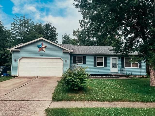 303 Horseshoe Drive, Lagrange, OH 44050 (MLS #4298499) :: TG Real Estate