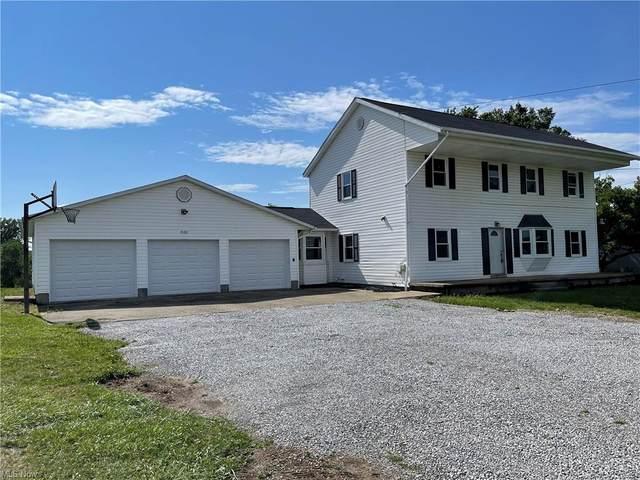 9182 Mount Eaton, Marshallville, OH 44645 (MLS #4298560) :: TG Real Estate