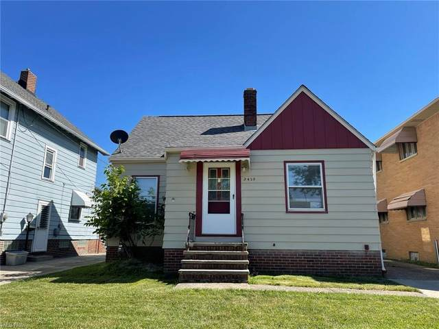 3429 Parklane, Parma, OH 44134 (MLS #4298572) :: The Art of Real Estate