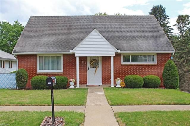 109 Fernwood Avenue, Weirton, WV 26062 (MLS #4298577) :: The Art of Real Estate