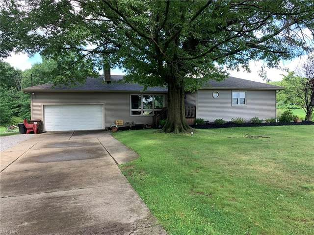 11280 Green Beaver Road, Canfield, OH 44406 (MLS #4298696) :: The Kaszyca Team