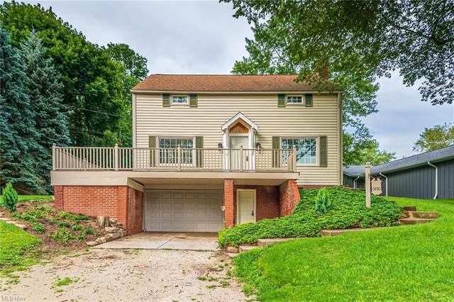 5450 East Boulevard NW, Canton, OH 44718 (MLS #4298718) :: Simply Better Realty