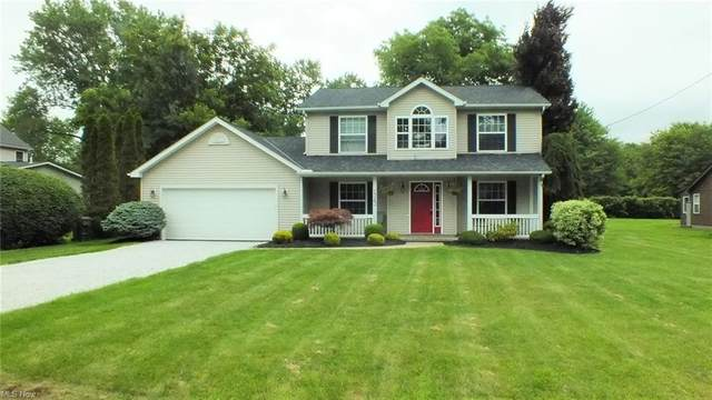 1343 Bennett Road, Madison, OH 44057 (MLS #4298730) :: The Holly Ritchie Team