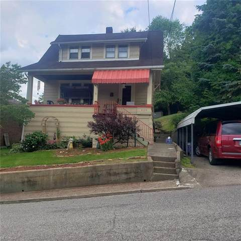 839 W Vine Street, Martins Ferry, OH 43935 (MLS #4298789) :: The Holly Ritchie Team