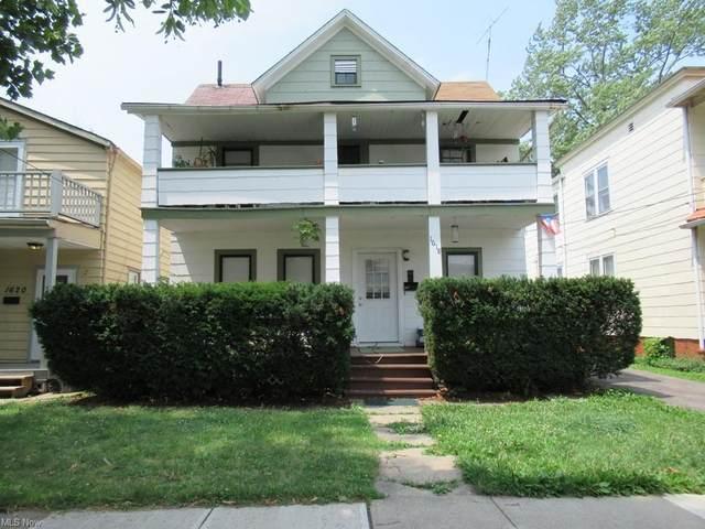 1618 Newman Avenue, Lakewood, OH 44107 (MLS #4298914) :: Tammy Grogan and Associates at Keller Williams Chervenic Realty
