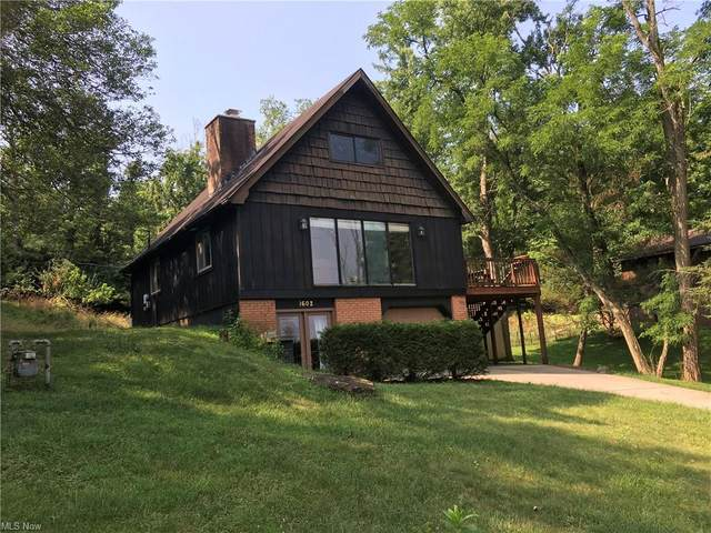 1602 Woodland Dr Drive, Vienna, WV 26105 (MLS #4298916) :: The Holden Agency