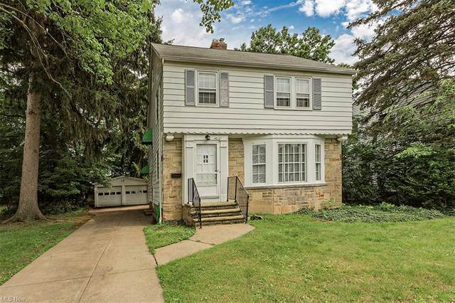 4021 Rosemond Road, Cleveland Heights, OH 44121 (MLS #4298952) :: The Art of Real Estate