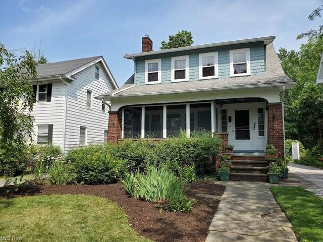 2241 Cottage Grove Drive, Cleveland Heights, OH 44118 (MLS #4298995) :: The Art of Real Estate