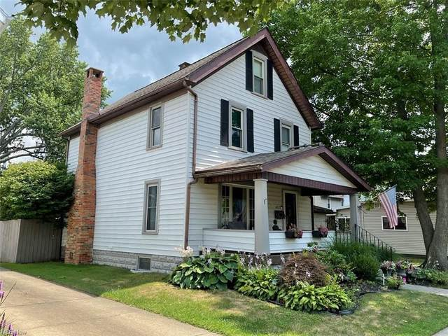 617 2nd Street NW, New Philadelphia, OH 44663 (MLS #4299010) :: The Art of Real Estate