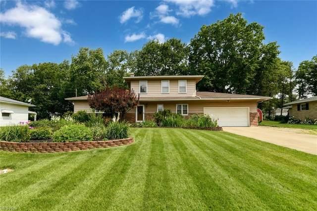 1739 Beryl Road, Akron, OH 44312 (MLS #4299069) :: The Art of Real Estate
