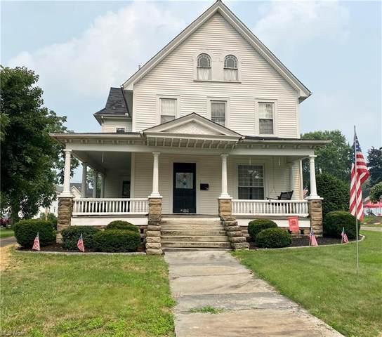 414 S Main Street, Columbiana, OH 44408 (MLS #4299072) :: RE/MAX Edge Realty