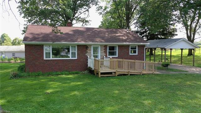 3202 Myers Street NW, North Canton, OH 44720 (MLS #4299251) :: Keller Williams Legacy Group Realty