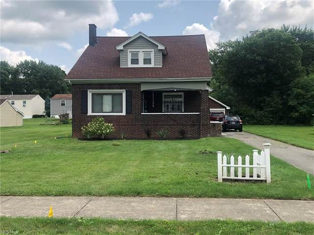83 Woodland Avenue, Campbell, OH 44405 (MLS #4299252) :: RE/MAX Trends Realty