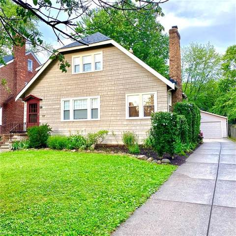 2657 Shaker Road, Cleveland Heights, OH 44118 (MLS #4299424) :: The Art of Real Estate