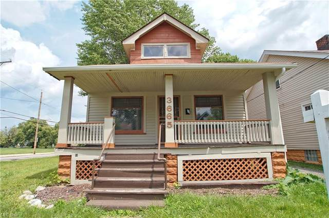 3665 E 110th Street, Cleveland, OH 44105 (MLS #4299485) :: Select Properties Realty