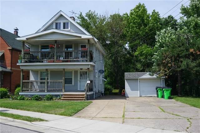 5407 Brow Avenue, Newburgh Heights, OH 44105 (MLS #4299509) :: Tammy Grogan and Associates at Keller Williams Chervenic Realty