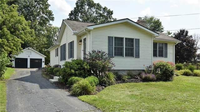 4585 Lanterman Road, Austintown, OH 44515 (MLS #4299510) :: The Art of Real Estate