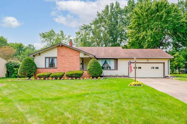 537 E Liberty Street, Youngstown, OH 44505 (MLS #4299526) :: The Holden Agency