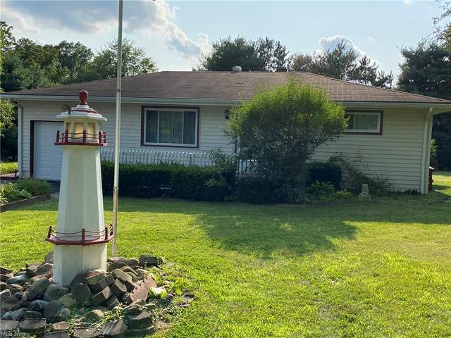14395 Birch Road, East Liverpool, OH 43920 (MLS #4299642) :: The Art of Real Estate