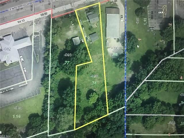 35557 Center Ridge Road N, North Ridgeville, OH 44039 (MLS #4299648) :: The Art of Real Estate