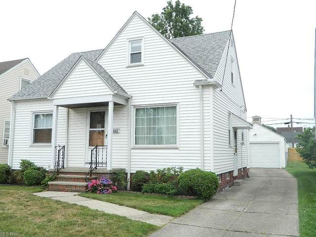 20560 Goller Avenue, Euclid, OH 44119 (MLS #4299651) :: Select Properties Realty
