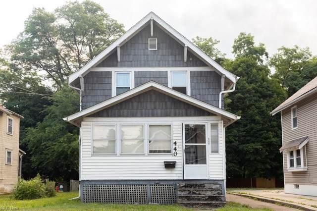 440 Evers Street, Akron, OH 44310 (MLS #4299660) :: Keller Williams Legacy Group Realty
