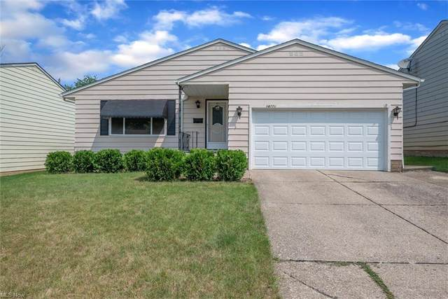 14775 Rochelle Drive, Maple Heights, OH 44137 (MLS #4299756) :: The Art of Real Estate
