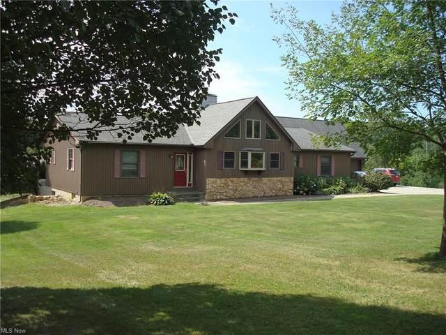 119 S Ridge Road E, Conneaut, OH 44030 (MLS #4299771) :: The Art of Real Estate