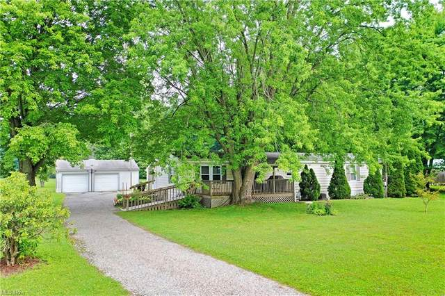4766 Phillips Rice Road, Cortland, OH 44410 (MLS #4299794) :: The Art of Real Estate