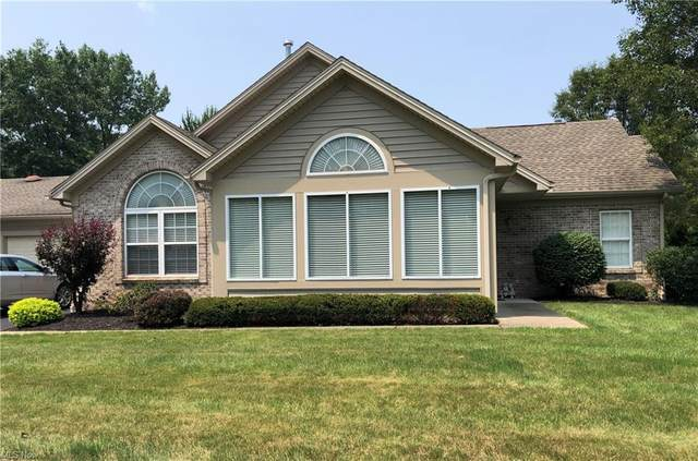 1802 Willow Brook Drive NE, Warren, OH 44483 (MLS #4299812) :: Tammy Grogan and Associates at Keller Williams Chervenic Realty