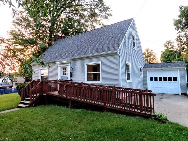 536 E North Street, Wooster, OH 44691 (MLS #4299827) :: The Art of Real Estate