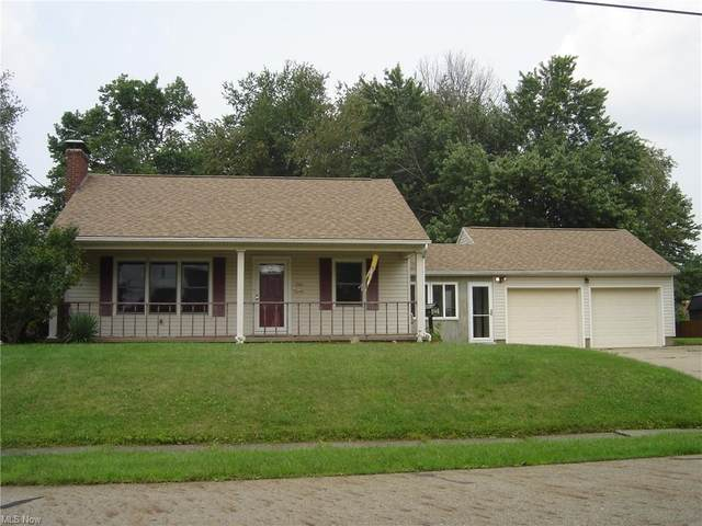 1321 Gulling Avenue, Louisville, OH 44641 (MLS #4299828) :: Calabris Real Estate Group