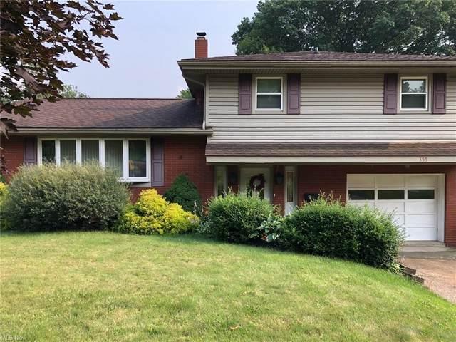 355 Terri Avenue, Steubenville, OH 43952 (MLS #4299882) :: Select Properties Realty